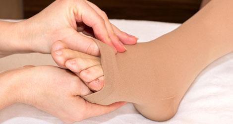 Compression-Stockings